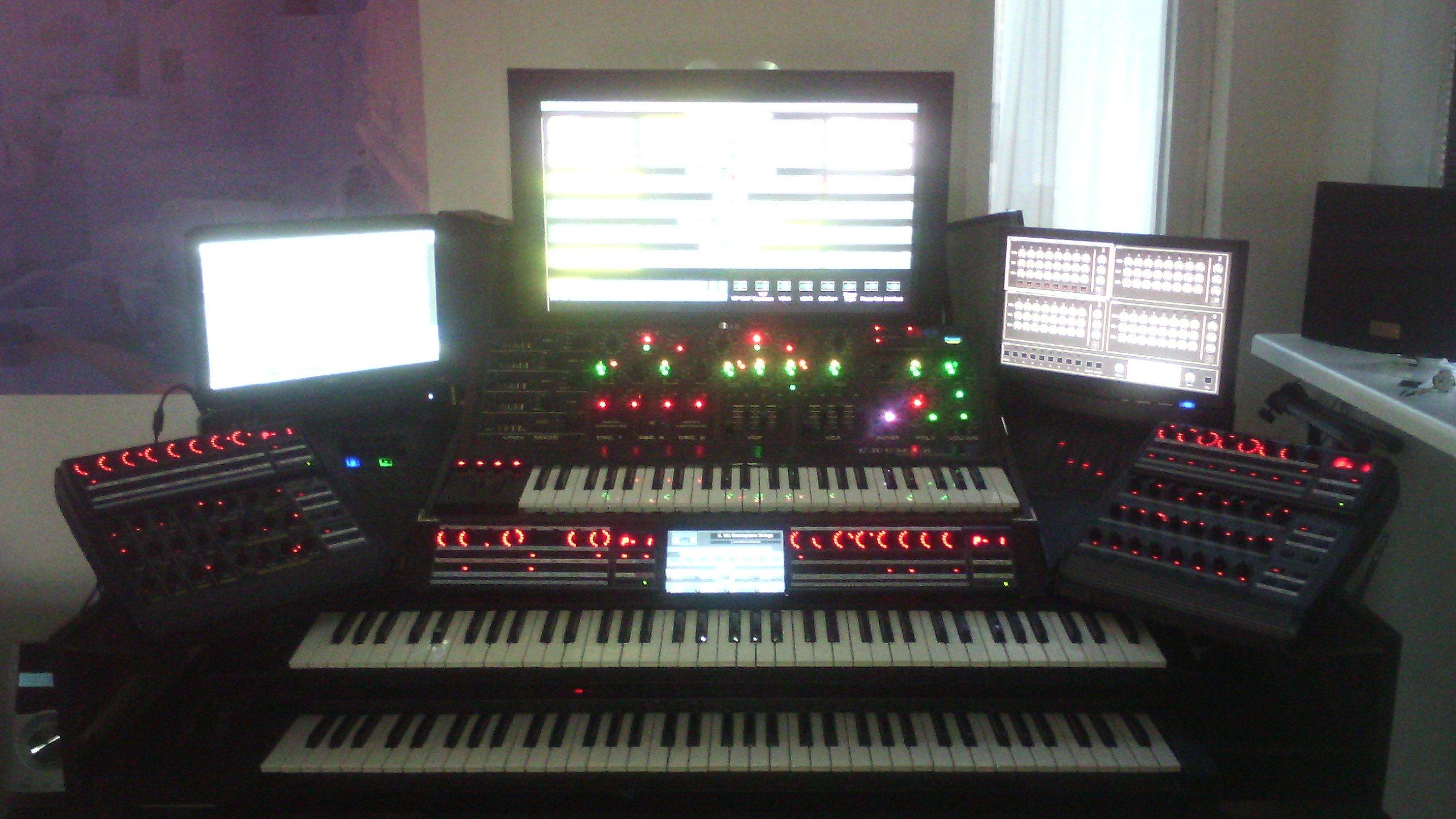 MIDI/VST